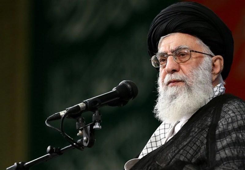 امریکی دشمنیوں اورعداوتوں کا سخت جواب دیا جائے گا، آیت اللہ خامنہ ای