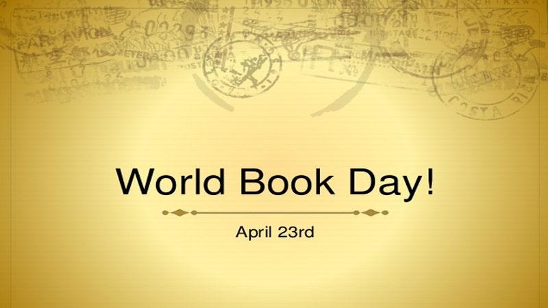 سو سے زیادہ ممالک میں عالمی یوم کتاب دھوم دھام سے منایا جا رہا ہے