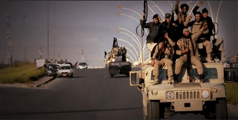 عراق میں آئی ایس کے حملے میں تین اہلکار جاں بحق اور چار سے زائد زخمی