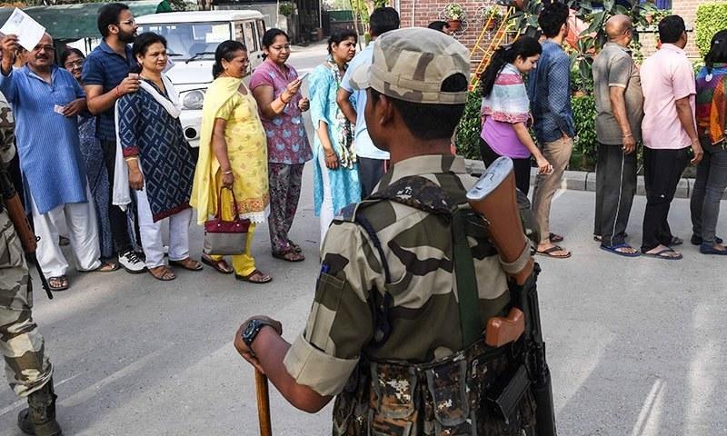 لوك سبها الیكشن ۲۰۱۹ : ووٹنگ سے پہلے بھارتی سیاستدان کی ووٹرز کو دھمکی