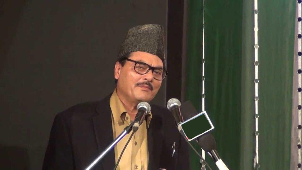 بھوپال سے قسمت آزما سکتے ہیں اردو کے مشہور شاعر منظر بھوپالی، بی جے پی نے ٹکٹ دینے کی پیشکش کی