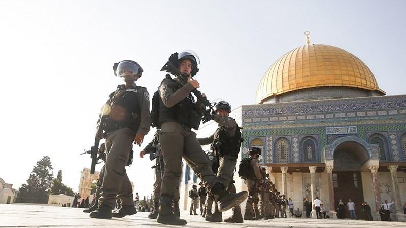 حضرت ابراہیم علیہ السلام کے روضے میں فلسطینیوں کے داخلے پر پابندی عائد
