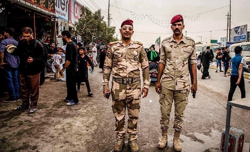 بغداد میں داعش کے خلاف سرچ آپریشن، متعدد تکفیری گرفتار
