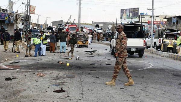 پاکستان کے شیعہ علاقے کوئٹہ فروٹ منڈی میں دھماکا، 16 افراد جاں بحق، 30 شدید زخمی