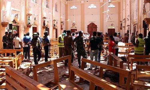 ہندوستان نے سری لنکا کو چند گھنٹے قبل حملے کے خطرے سے آگاہ کردیا تھا