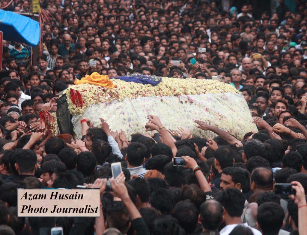 21वीं रमज़ान का जुलूस अपने पुराने वक़्त पर ही निकाला जाएगा : खानदाने हसन मिर्ज़ा कमेटी