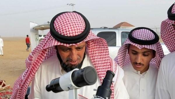 سعودی عرب میں شعبان 30 کا، پہلا روزہ سوموار کو ہوگا: ماہر فلکیات