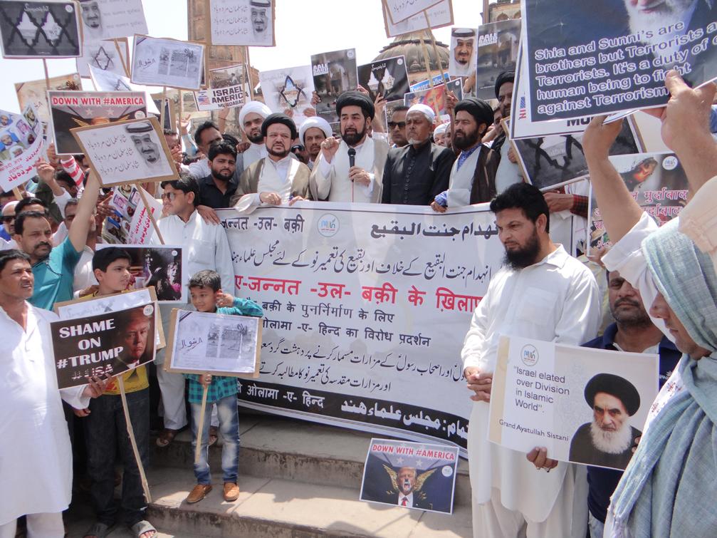 سعودی عرب کو ہمیشہ اسلام اور مسلمانوں کے خلاف استعمال کیا گیا: مولانا کلب جواد نقوی