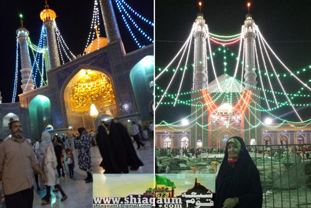 شیعہ قوم ڈاٹ کام کی جانب سے عالم اسلام کو ولادت باسعادت حضرت امام رضا (ع) مبارک ہو