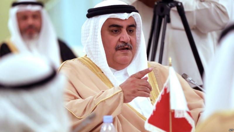 اسرائیلی جارحیت کی کھلی حمایت - بحرین کی آل خلیفہ حکومت عربی ہے یا عبری ؟