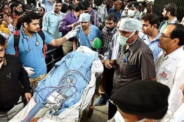 پاکستان نے اب روکی سمجھوتہ ایکسپریس، اپنے ڈرائیور۔گارڈ کو بھیجنے سے کیا انکار