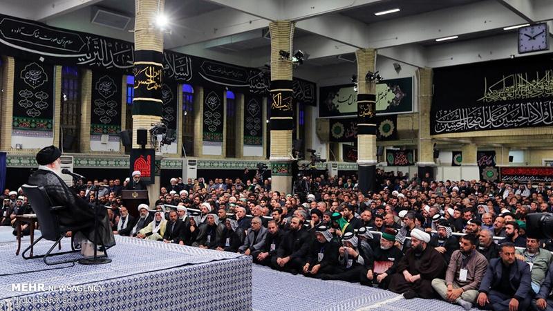 اربعین مارچ پہلے سے بھی زیادہ آفاقی ہوتا جائے گا، رہبرانقلاب اسلامی