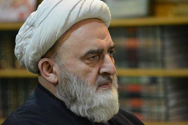 معروف عالم کے انتقال پر حزبالله کا پیغام تسلیت جاری