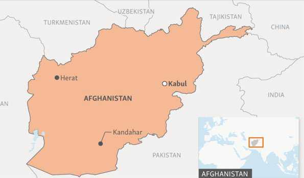 افغانستان میں فضائی حملہ -  30 افراد جاں بحق،45 سے زیادہ زخمی