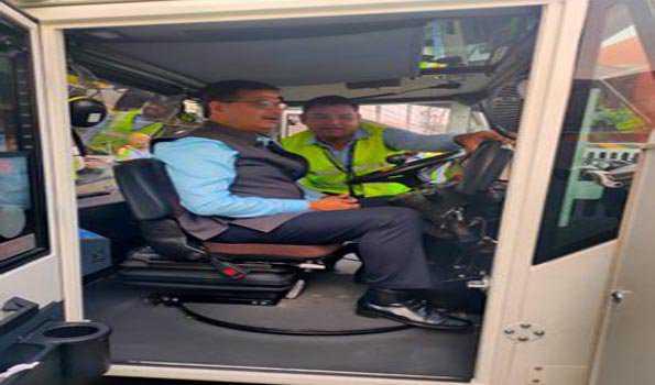 ایئر انڈیا نے ایئربس طیارے پر ٹیکسی بوٹ کا استعمال کرکے تاریخ رقم کی