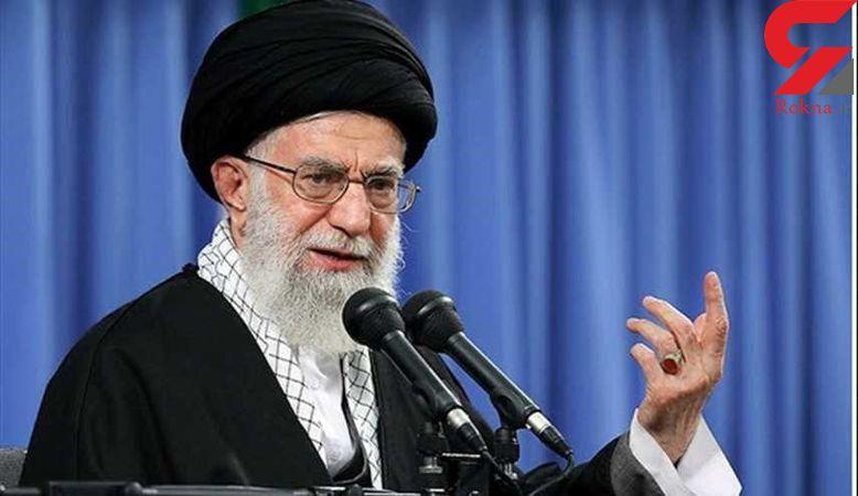 ایران میں ہنگامہ کے پیچھے سیاسی مخالفین اور غیر ملکی دشمن عناصر کا ہاتھ ہے : آیت اللہ خامنہ ای