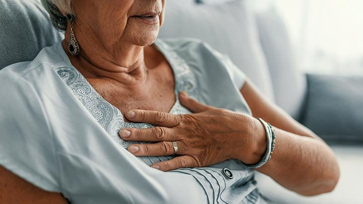 اچانک سینے میں تیز درد شروع ہوجائے تو کیا کرنا چاہیئے؟