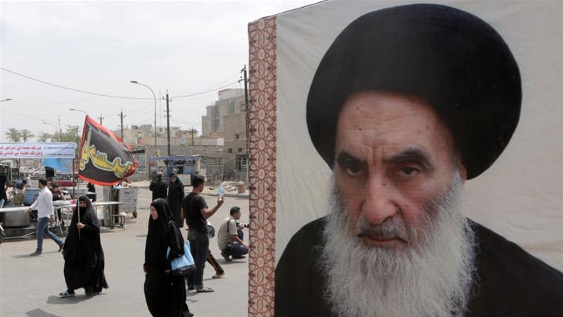 आयतुल्लाह सीस्तानी का बड़ा ब्यान - इराक़ में बिगड़े हालत, विरोध प्रदर्शन & भ्रष्टाचारियों के ख़िलाफ़ हो ठोस कार्यवाही