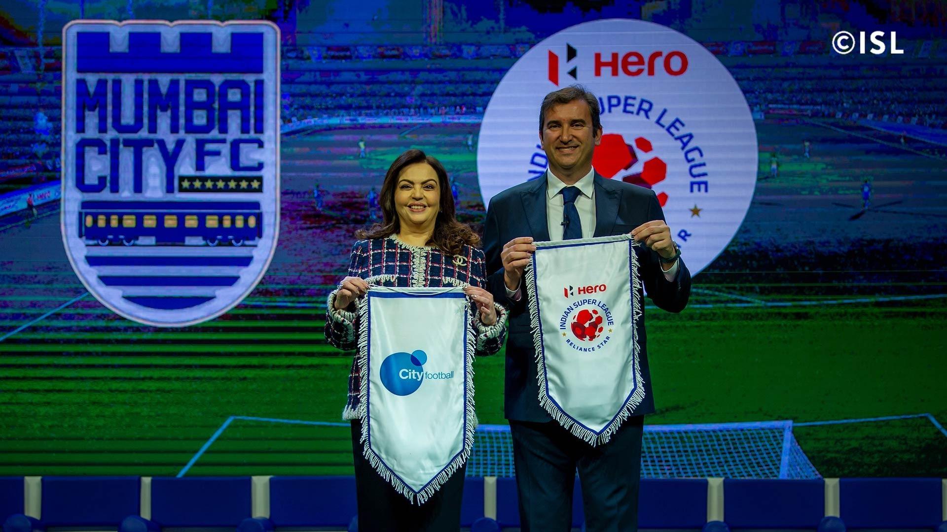 ہندوستانی فٹبال کی تاریخی پیشرفت : سٹی فٹبال گروپ نے انڈیا سُپرلیگ کی ٹیم ممبئی سٹی ایف سی میں بڑی حصہ داری خریدی