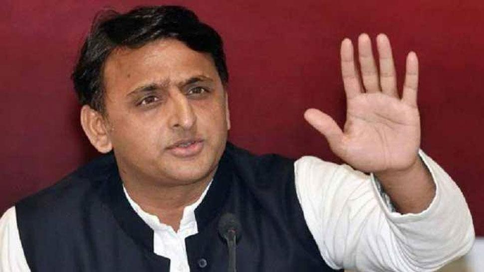 Lucknow | अखिलेश यादव की जान को खतरा बताकर विधानसभा में सपा ने किया जमकर हंगामा