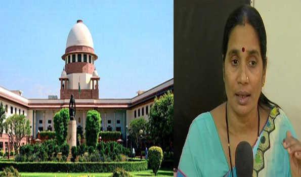 نربھیا کی ماں نے سپریم کورٹ میں دائر کی مداخلت کی درخواست