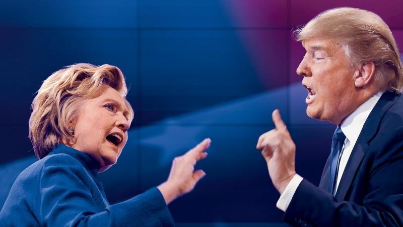ہیلری کلنٹن نے دیا اہم بیان، امریکی عوام ٹرمپ کو مزید برداشت نہیں کر سکتی