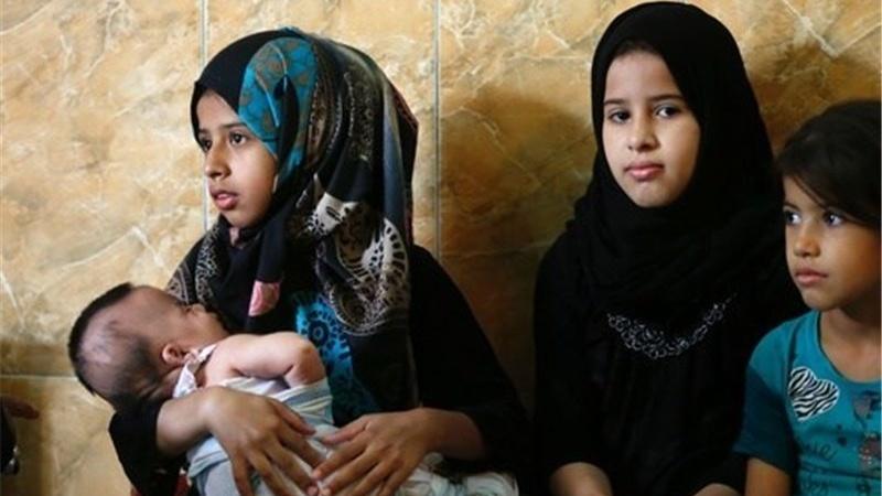 یونیسف کی تازہ رپورٹ، داعش کے حملوں میں 1722 عراقی بچے ہلاک