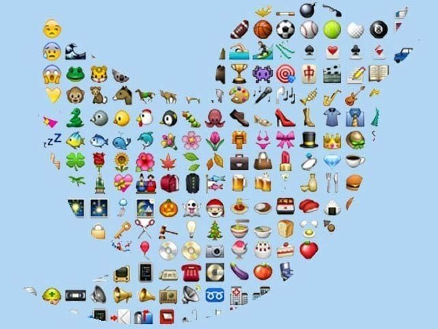ٹویٹر نے پیغامات میں براہِ راست ایموجی کا آپشن پیش کردیا
