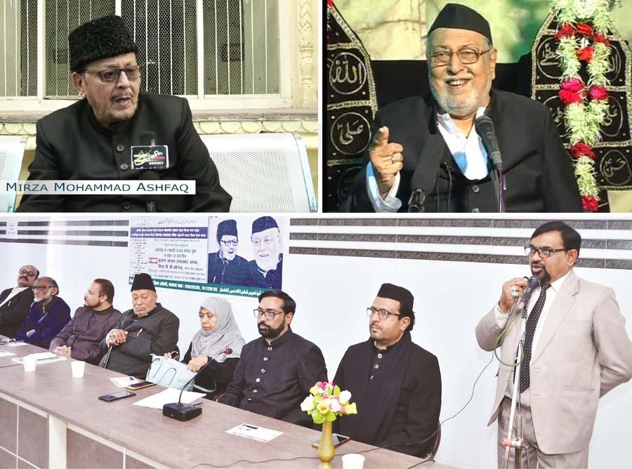 مولانامحمد اطہر اورمولانا محمد اشفاق کی تقاریرمیںلکھنؤ زبان کی شستگی اور فکر کی وارفتگی ملتی ہے