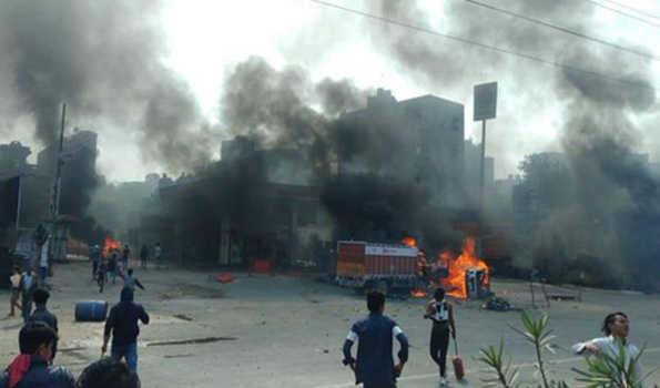 دہلی تشدد: پرتشدد واقعات میں زخمی چار مزید افراد کی موت ، مرنے والوں کی تعداد 17 پہنچی