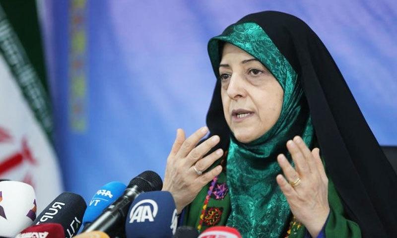 ईरान में कोरोना वायरस का कहर | स्वास्थ्य मंत्री के बाद उपराष्ट्रपति मासूम्हे इब्तेकार भी कोरोना का शिकार