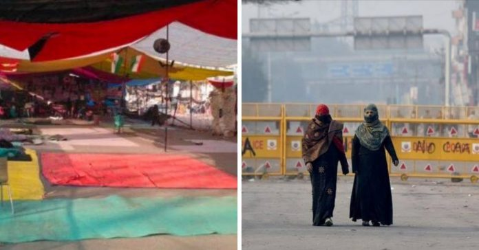 दिल्ली पुलिस ने शाहीन बाग का प्रदर्शन ख़त्म करवाया- दर्जनों आंदोलनकारियों को किया गिरफ़्तार