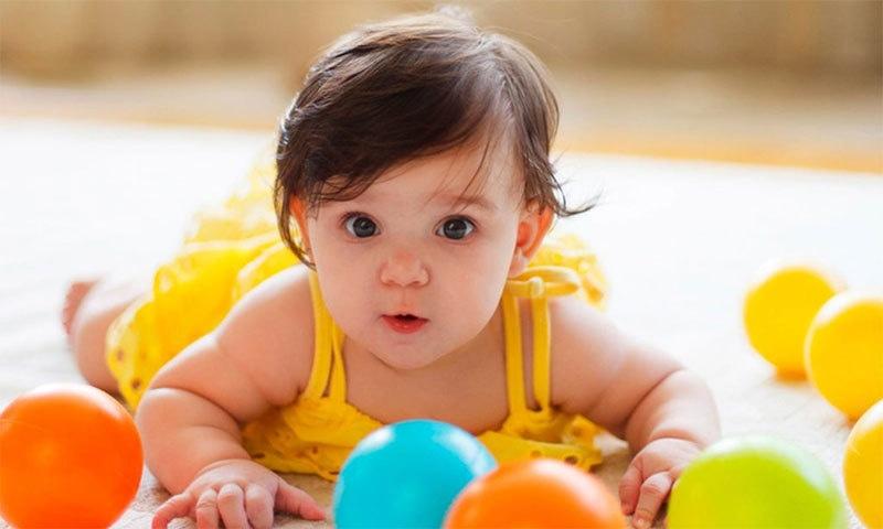 8 ماہ کے بچے بھی گرامر کے بنیادی ضوابط کا فہم رکھتے ہیں، تحقیق