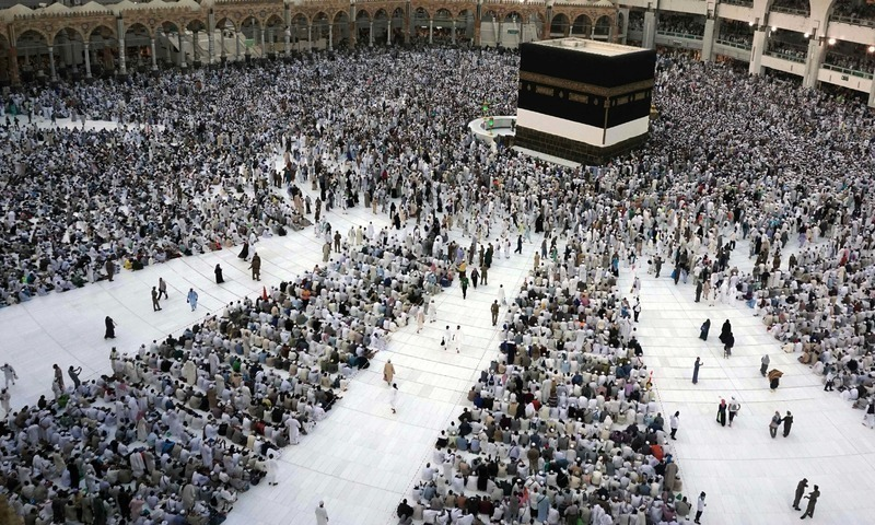 کورونا وائرس کی وجہ سے حرمین شریفین میں نمازیوں کے بغیر نماز عید کی اجازت