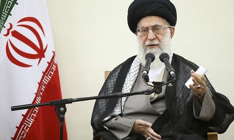 ایران کے سپریم لیڈر آیت اللہ خامنہ ای نے کہا، ایران- اسرائیل کے خلاف لڑائی کرنے والی قوم کا ساتھ دے گا