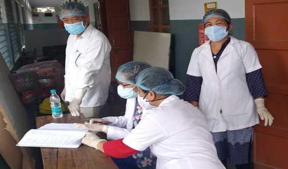 کووِڈ 19 کا قہر جاری- ملک میں کوروناوائرس کے ایک دن میں تقریبا سات ہزار کیسز