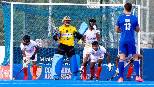 Olympic Champion | क्लीनिकल इंडिया ने अर्जेंटीना पर 3-0 की जीत के साथ मजबूत प्रदर्शन जारी रखा