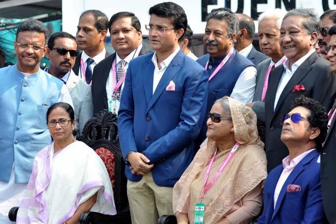 بنگلہ دیش کی وزیراعظم شیخ حسینہ نے کہا- سوربھ گانگولی کے بلانے پر ہندوستان آئی ہوں