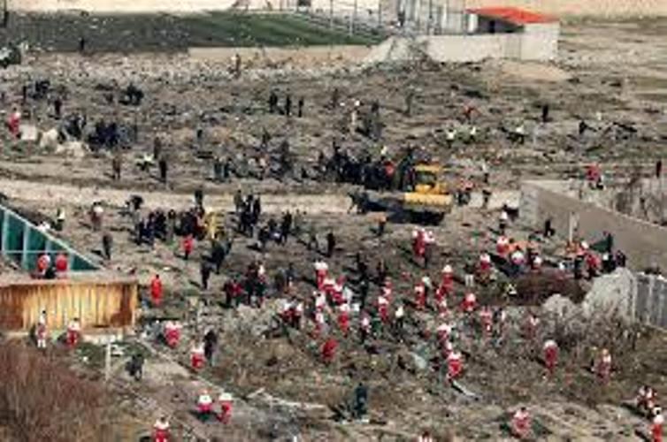 Iran   अब इजराइल में युक्रेन एयरलाइन का विमान हुुआ दुर्घटनाग्रस्त