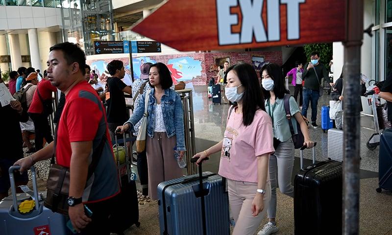 چین میں کورونا وائرس کا پھیلاؤ روکنے کیلئے شہر کا لاک ڈاؤن کردیا گیا