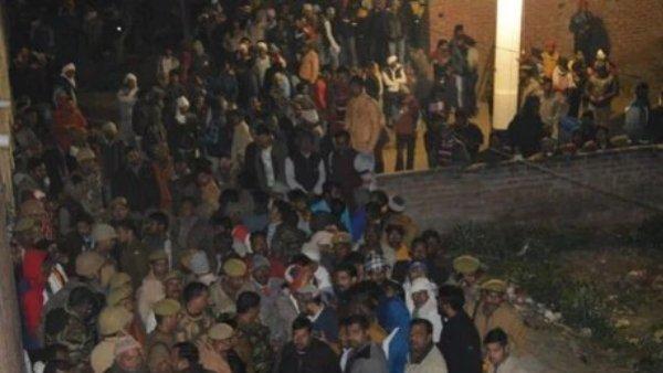 فرخ آباد میں یرغمال بنائے گئے 24 بچے بحفاظت رہا۔ بدمعاش و اہلیہ کی موت