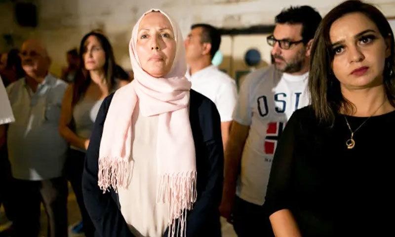 پہلی بار باحجاب مسلم خاتون اسرائیل کی رکن پارلیمنٹ منتخب