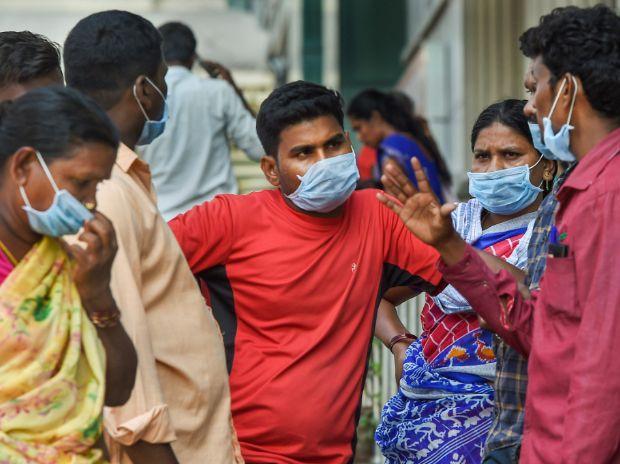 یس بینک اور کورونا وائرس کا اثر، سنسیکس اور نفٹی میں بھاری گراوٹ