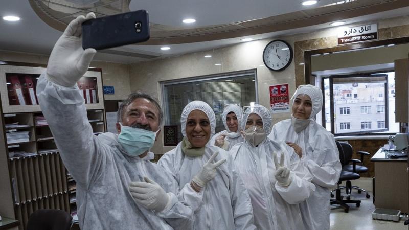 ایران، دو ہزار سے زائد کورونا بیمار شفایاب ہو چکے ہیں